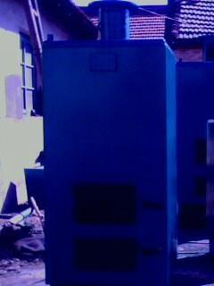 燃气锅炉 1