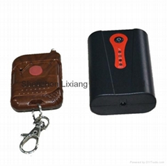 wireless control heated shoes battery 7.4v 2600mah with CE FCC ROHS