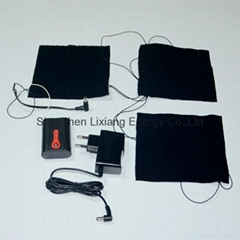 heated clothes carbon fiber heating element