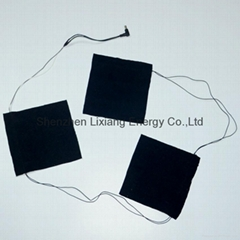 12volt battery powered heating pad for jacket