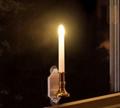 Wholesale Solar LED Flameless Window Candle Light