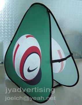 5pcs, Custom Print Spring A Frame Banner, Golf popup Banner (free shipping) 2