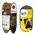 5pcs, Custom Print Spring A Frame Banner, Golf popup Banner (free shipping) 5