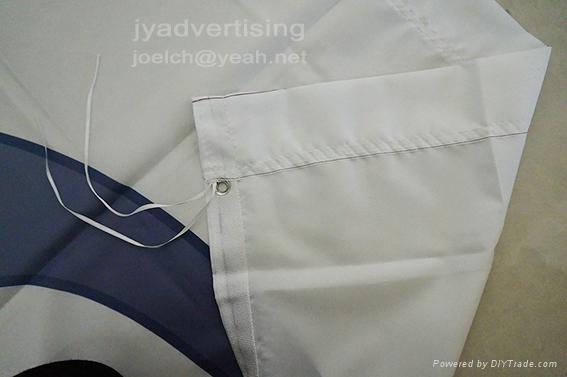 5pcs, Custom Print Flying Flags, Company Logo Polyester Flag (free shipping) 3