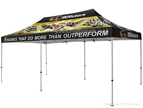 Custom POP up Tents with Print Logos, Advertising Tent (free shipping) 2