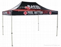 Custom POP up Tents with Print Logos, Advertising Tent (free shipping) 3