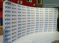 6M Tube Booth, 20ft Tube Display, Fast Show Exhbition Display (FREE SHIPPING) 2