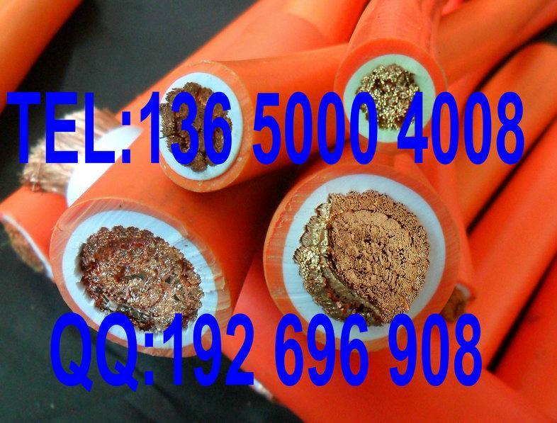 桔红色耐磨耐油火牛线 1