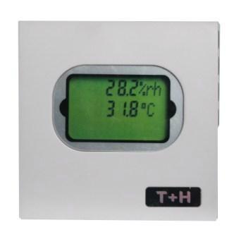 北京廠房環境溫濕度報警控制器 1