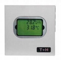 北京廠房環境溫濕度報警控制器
