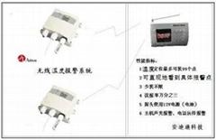 机房高温高湿环境传感器种类