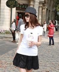 新款韩版女装T恤批发