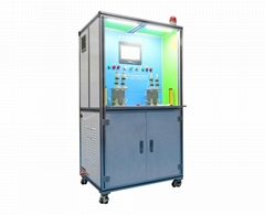Vacuum Helium Leak Test Machine for Pressure Sensor Core 11.0E-8Pa.m3/sec