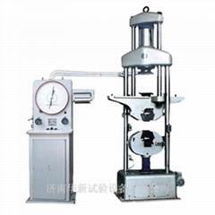 济南WE-600液压式万能试验