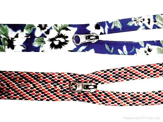 Webbing zipper printing 4