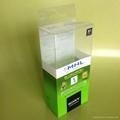 custom clear plastic box