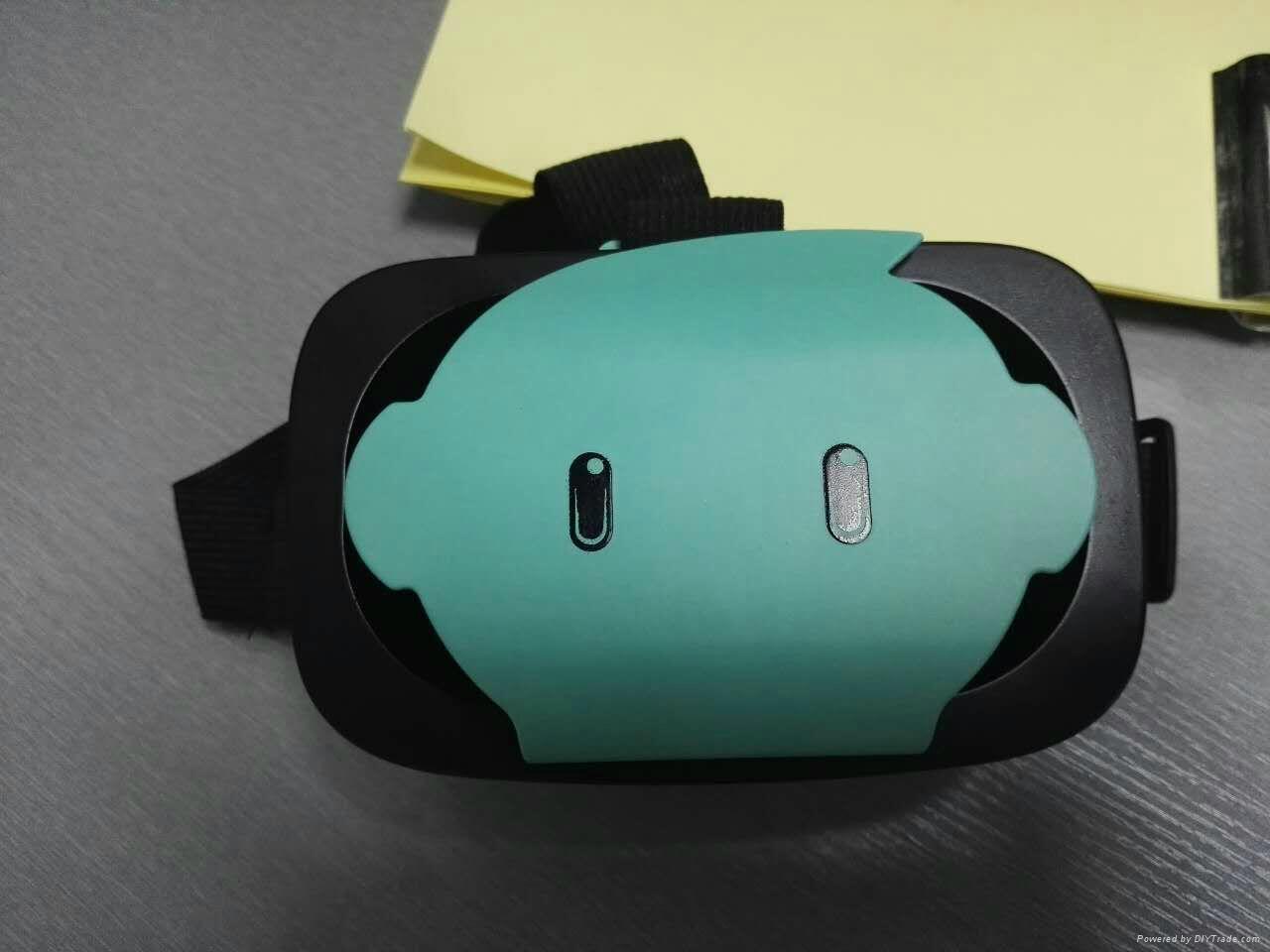 3D虛擬迷你VR眼鏡 2