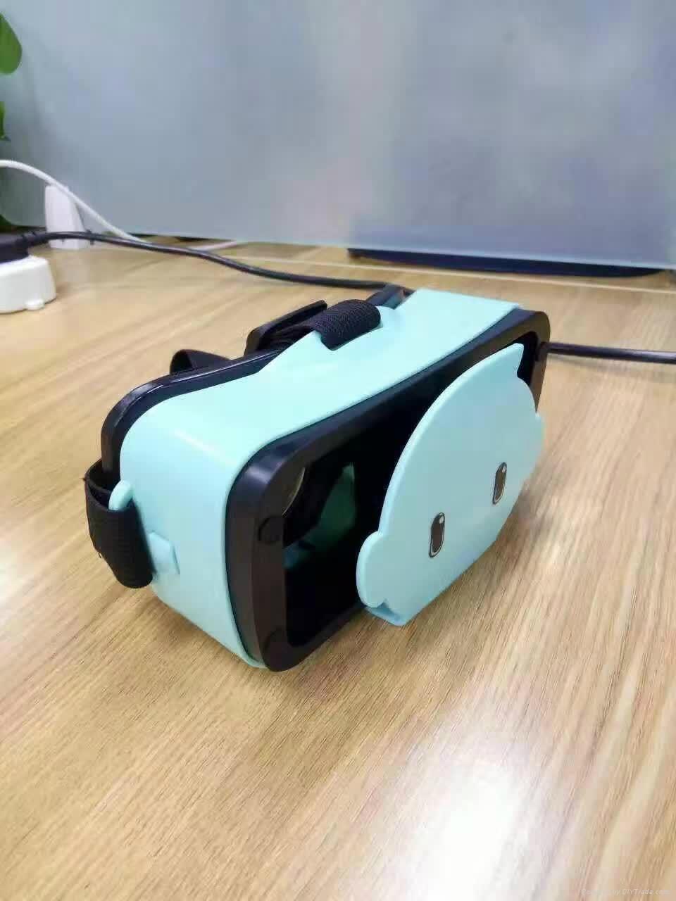 3D虛擬迷你VR眼鏡 4