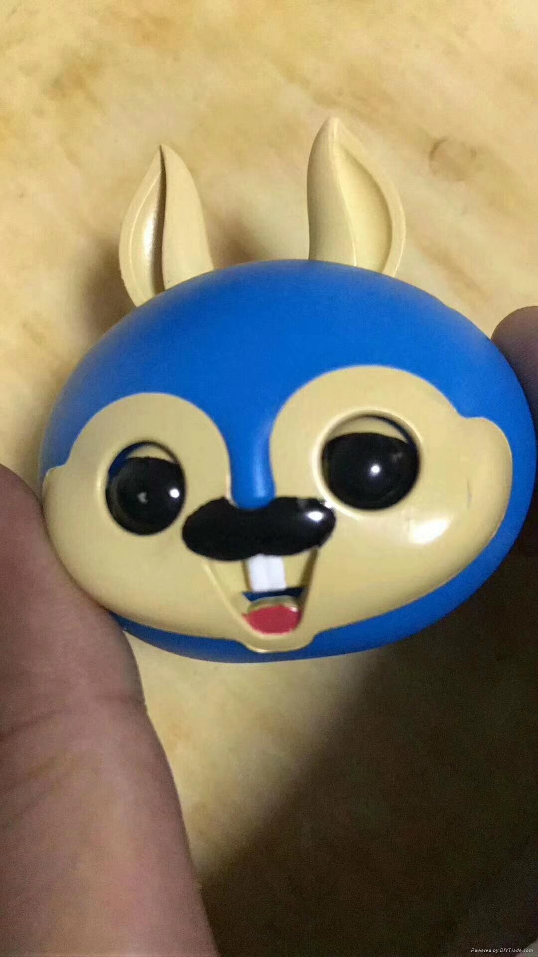 新款Fingerlings儿童玩具猴多彩手指玩具松鼠 2