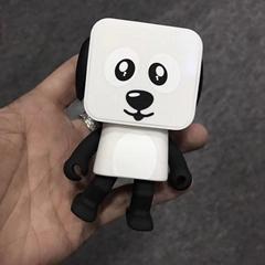 方小方智能机器人蓝牙音箱