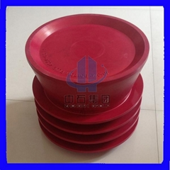 API Non-Rotating Top&Bottom Cementing Plugs