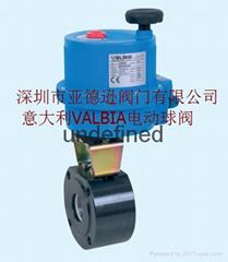 VALBIA电动执行器VB01