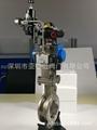 D671X-16P不鏽鋼氣動快