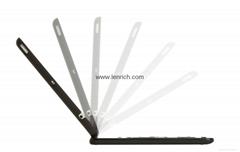 Lenrich iPad mini 4 Keyboard Cover 360 rotation swivel Ultra Slim Multi-Angle