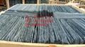 供應黑色瓦板石青石板瓦片屋頂裝飾天然文化石 3