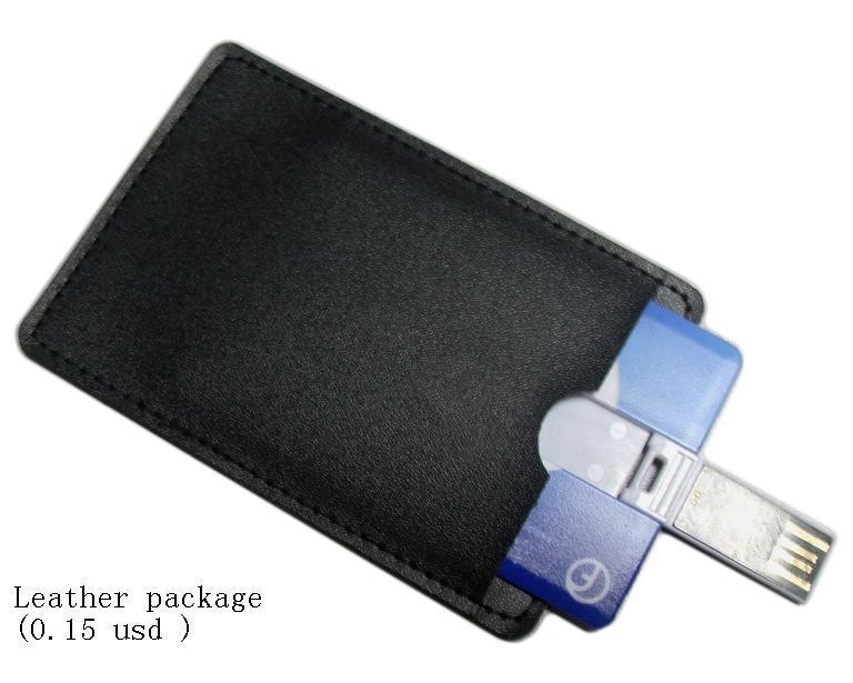 卡片USB手指 3