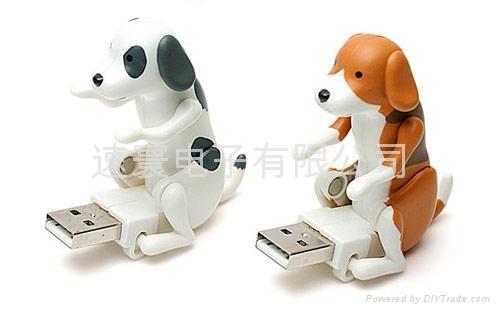 電動狗仔USB手指 1