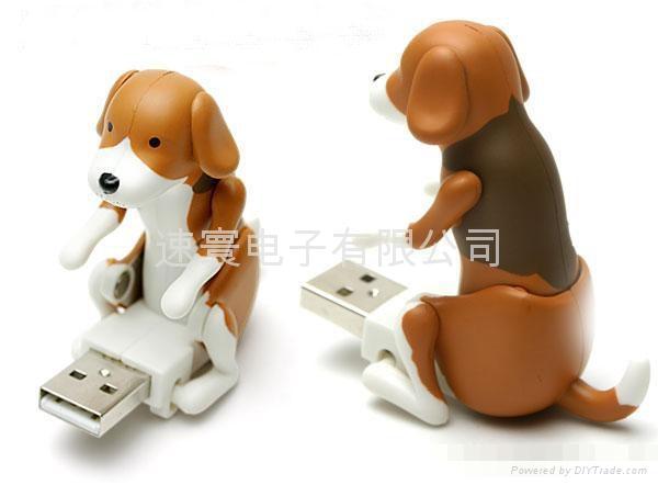 電動狗仔USB手指 2