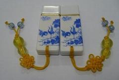中国风格USB手指