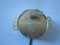 low speed synchronous motor