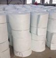 Alumina-Silica Ceramic Fiber Blanket 96kg/M3 128 Kg/M3 7200X610X25mm 3600 X610