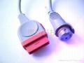 GE有创血压电缆