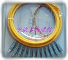 SC12芯光纖束狀尾纖