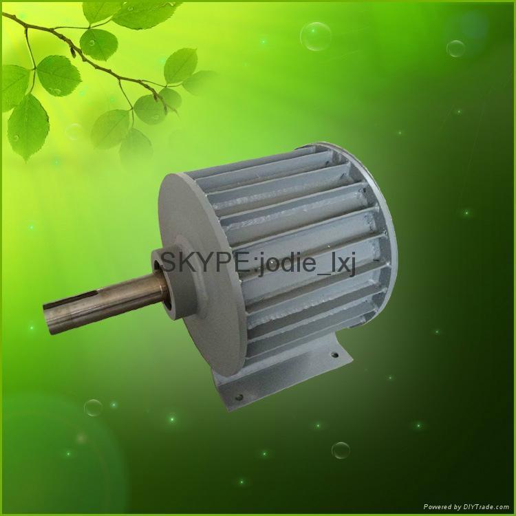 5kw low rpm alternator  1
