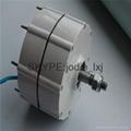 500w ac 12v /24v brushless pernanent magnet generator  3
