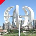 hybrid streetlight 100w to 400w vertical axis wind turbine 2