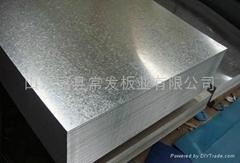 鍍鋅開平板