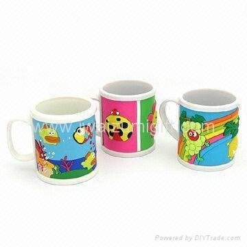 塑料马克杯-卡通马克杯 5
