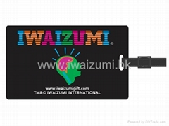 IWAIZUMI VI Luggage Tags