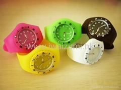 SW002 Silicone Watch/Silicone Women's Watches