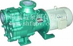 氟塑料耐酸碱磁力泵