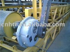 HXG轴装式矿山输送带减速机