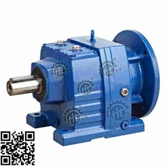 Equivalent to Sew Helical Gear Motors (HR Series)