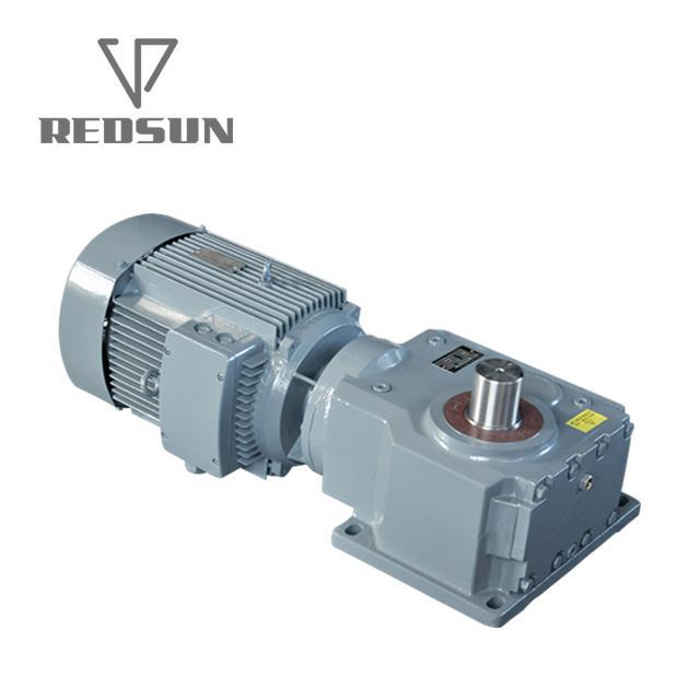 瑞德森K系列伞齿轮减速电机 5