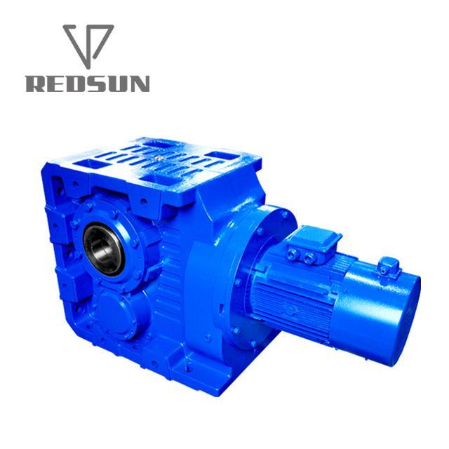 瑞德森传动减速机K系列锥齿轮减速机 3
