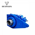 REDSUN P series power transmission industrial planetary speed gearbox 2